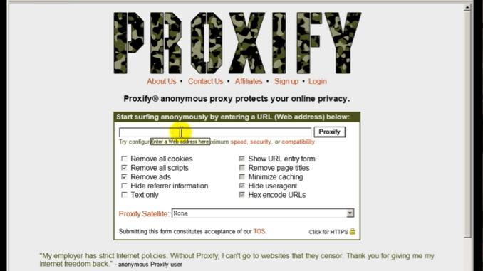 Web Proxy Servers for Hacking – Eli the Computer Guy