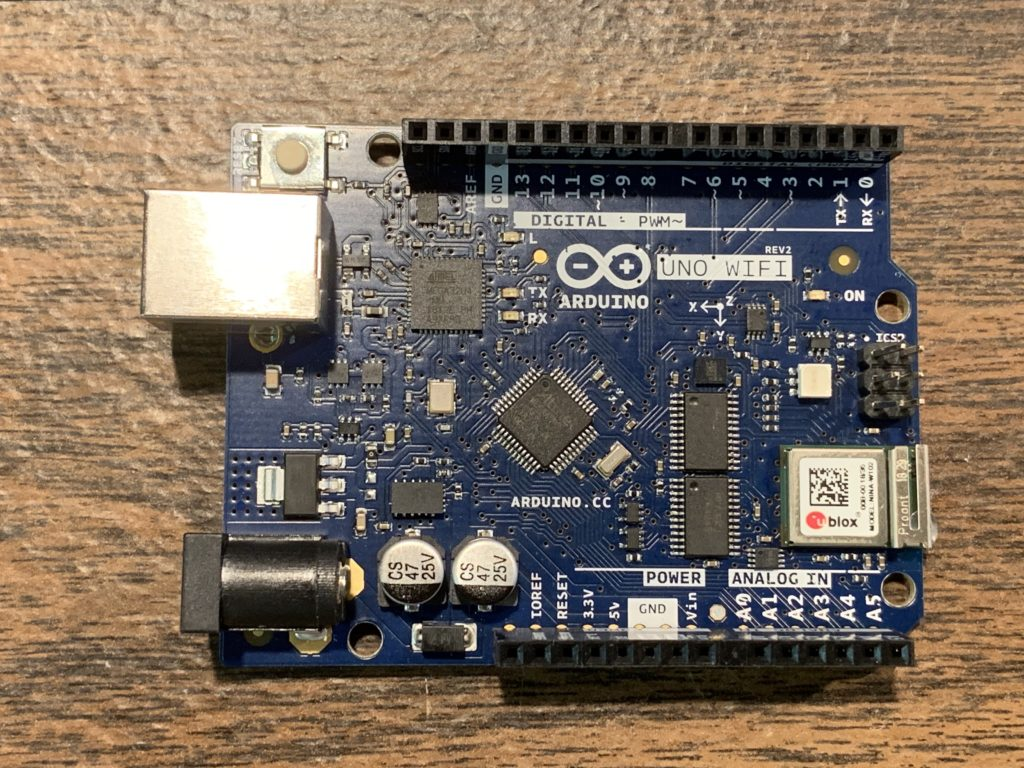 Arduino Uno with WiFi Basic Setup – Eli the Computer Guy