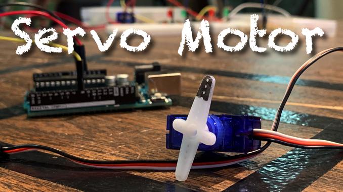 Servo Motors on Arduino – Eli the Computer Guy